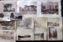 India (Incl Pakistan and Ceylon) C1890-1914 Lot of 22 Photographs
