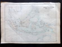 Dutch East Indies 1872 Map by Fullarton/Bartholomew
