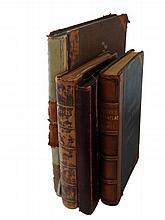 Atlases (Broken) Stieler, Black, Bartholomew, Phillip. Group of 4, 170 Maps