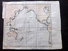 Australia, An important Early Map by Buffon, Comte de; Sonnini, Nicolas & Tardieu, Antoine Francoi, 1799