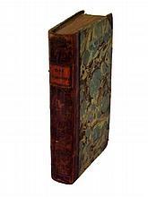 Bode, Johann Elert - Anleitung zur allgemeinen Kenntniss der Erdkugel, 7 Plates incl Hemisphere Map, C1805