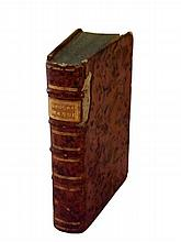 Expilly, l'Abbe - Le Geographe Manuel Contenant, 6 Hand Coloured Maps, 1782