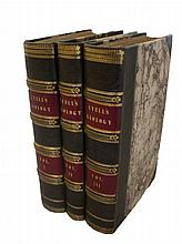 Lyell, Charles - Principles of Geology, First Edition, 1830-32