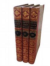 Lorrain, Claude & Earlom, Richard - Liber Veritatis, 303 Plates, 3 Vols, C1830