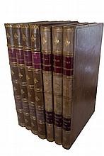 Bleeker, Pieter - Atlas Ichthyologique des Indes Orientales Néêrlandaises, 7 Vols, 329 Plates, 1862-1876