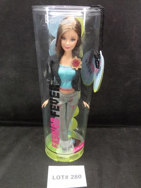 Fashion Fever Barbie doll, NRFB