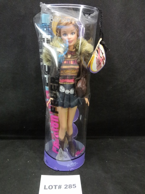 Fashion Fever Barbie doll, NRFB, some package damage