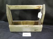 Primitive folk art toolbox, 14