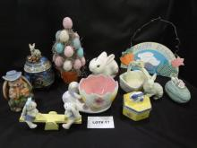Huge lot of Easter themed items