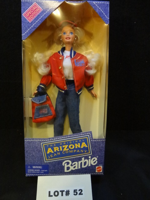 Arizona Jean Company Special Edition Barbie, NRFB, Mattel #15441
