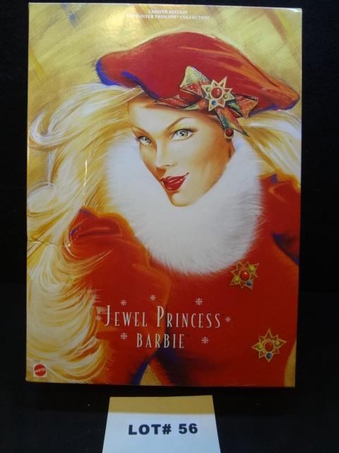 The Winter Princess Edition