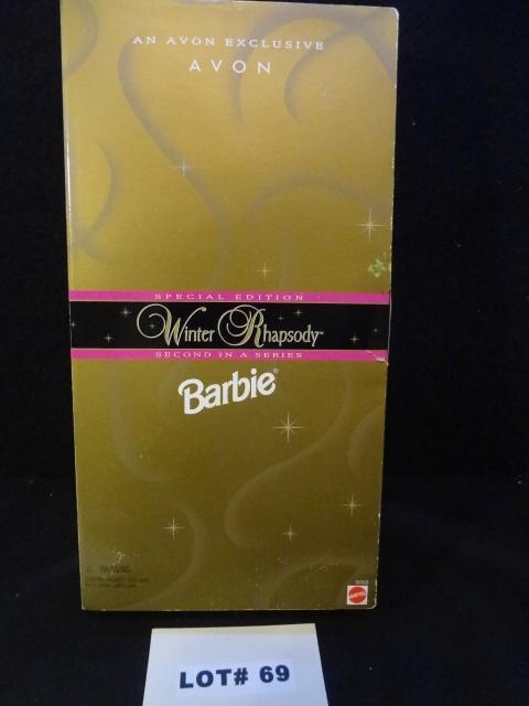 Avon Exclusive Special Edition Barbie,