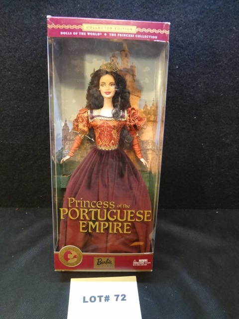 The Princess Collection, Dolls of the World,