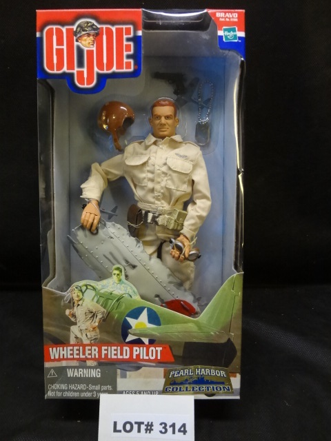 G I Joe Pearl Harbor Collection,