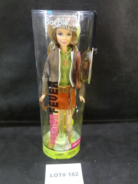 Fashion Fever Barbie doll, NRFB