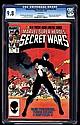 1984 MARVEL SUPERHEROES SECRET WARS 8 CGC 9.8!