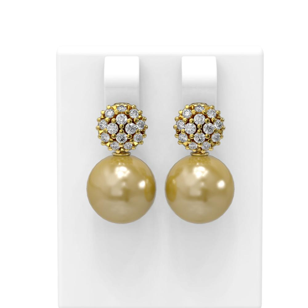 Sicily 278 ~Amethyst Flower Earrings Metal Choice