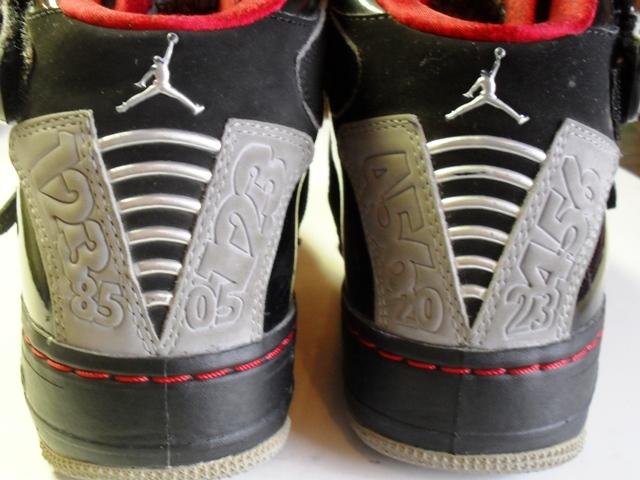 Lot - Nike Men's Air Jordan AF1 'The