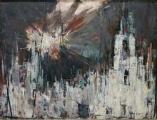 """Esther Perez-Arad """"Urban night"""""""
