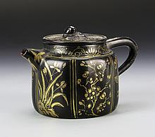 Chinese Antique Yixing Tea Pot