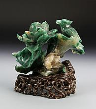 Chinese Jade Bird