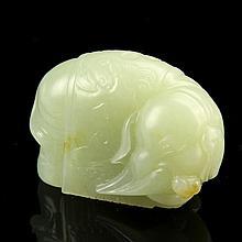 Chinese Jade Elephant