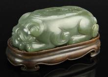 Chinese Jadeite Mythical Animal