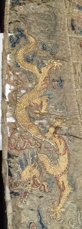 Chinese Dragon Banner