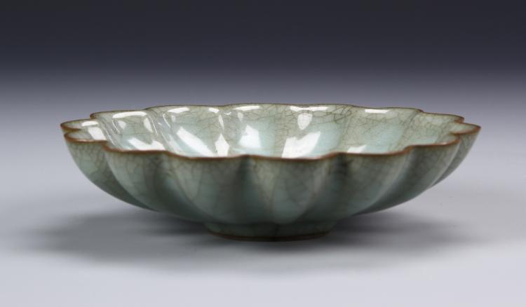 K'uan-Type Chrysanthemum Bowl