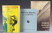 Three Books about Mountaineering