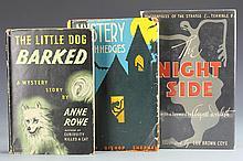 Three Mystery Novels