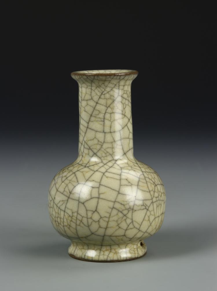 Fine Koyao Bottle Vase