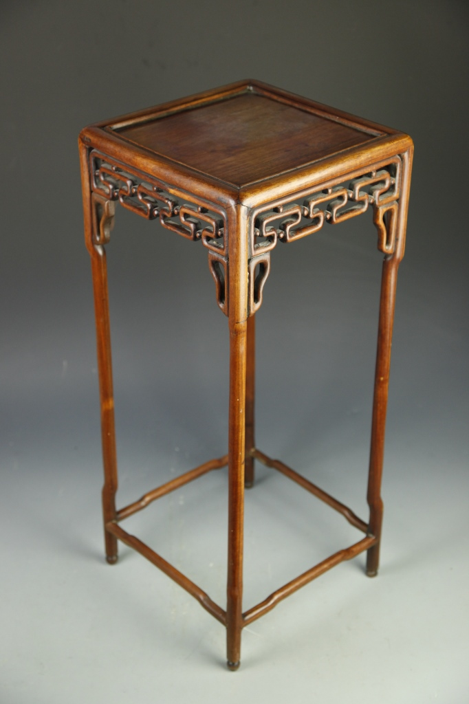 Chinese Huanghuali Stool