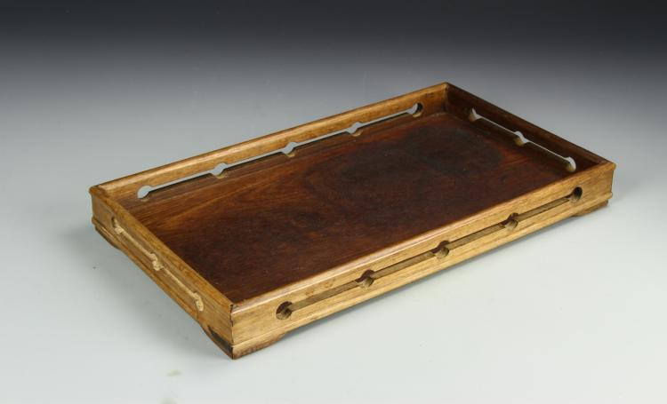 Chinese Huanghuali Tray