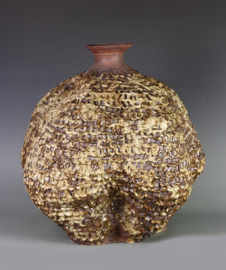 Artistic Pottery Jar Studio