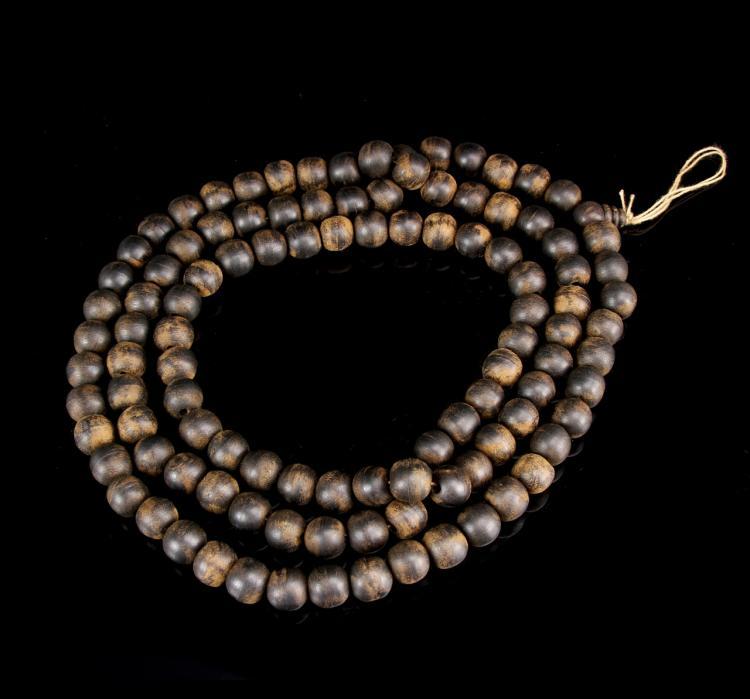 Chinese Chenxiang Prayer Beads