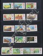 Chinese Full Set of J8 Stamps
