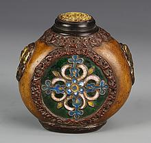 Very Rare Chinese Snuff Bottle
