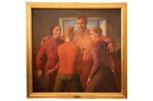 Georg Jung * (1899-1957), Family Portrait