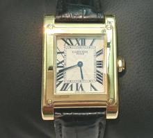 Cartier Tank A Vis Privee