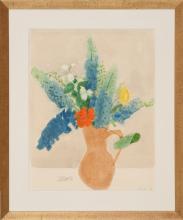 Vase with Flowers | Blumenvase