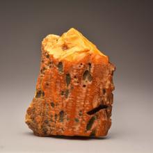 Beautiful white Baltic Amber stone (361.4 g.)