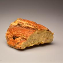 Rare pure white Baltic Amber stone (466.6 g.)