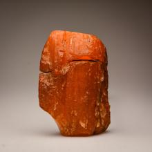 Yellow color Baltic Amber stone (448 g.)