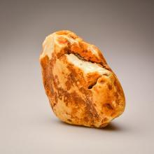White/Marble Baltic Amber stone (163.6 g.)