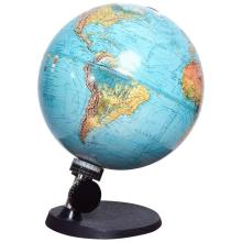 Danish Modern Illuminated Scan Globe