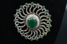 Designer Handbags, Scarves, Fine & Designer Jewelry From the Collections of Two Midwestern Ladies