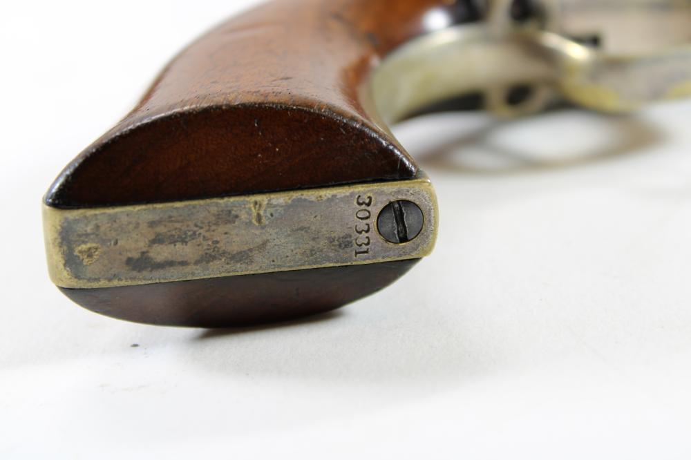 SUPERB, CASED M1849 COLT W/ ACCOUTREMENTS