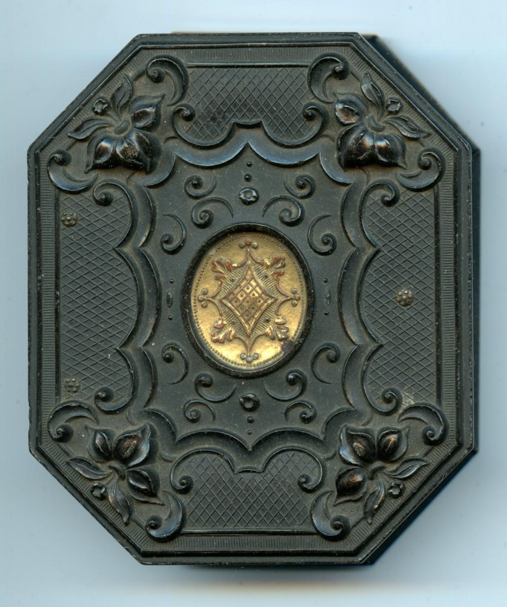 Ninth Plate Octagonal Thermoplastic Case