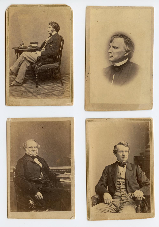 Civil War Famous Notables CDV Group